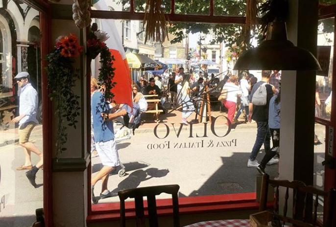 Olivo Italian Restaurant Margate