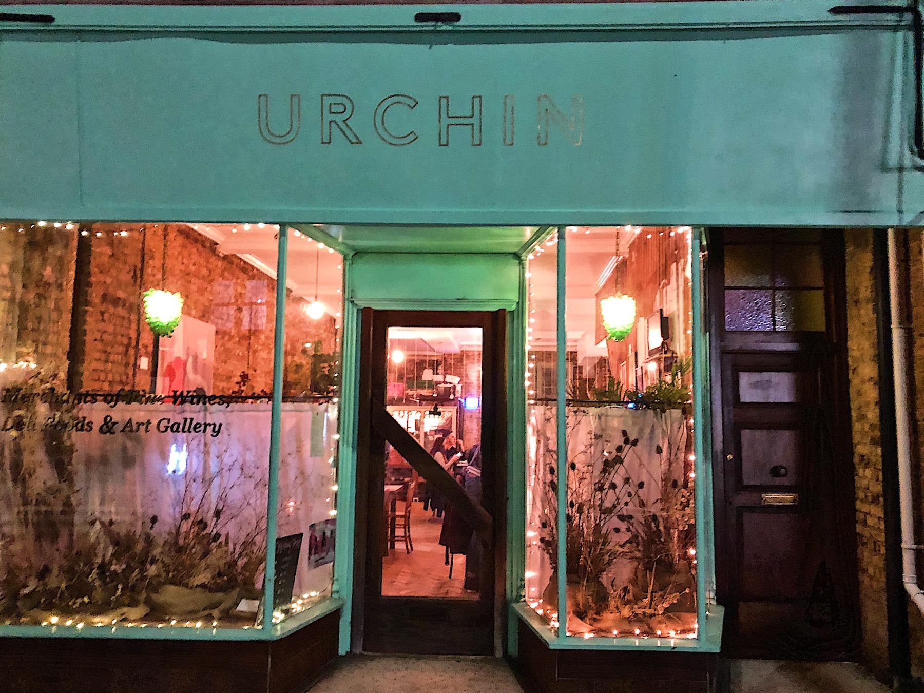 Urchin Wines - Header